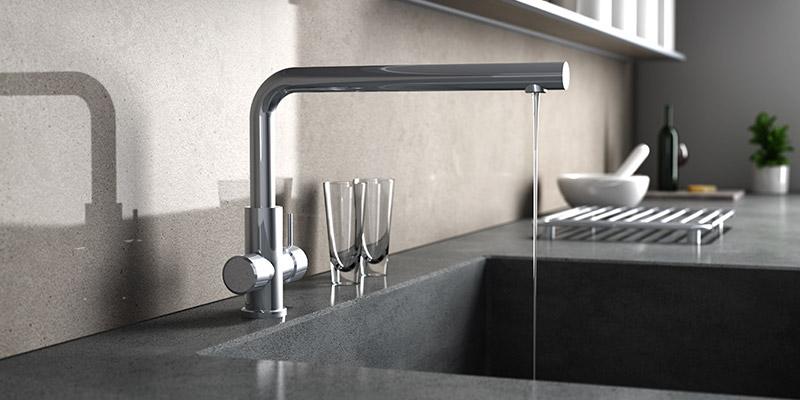 Purificatori d'acqua da mettere in cucina sotto al lavello